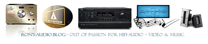 Banner review Ron's audio blog RU connected kabels