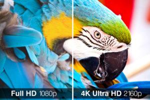 4K UHD image