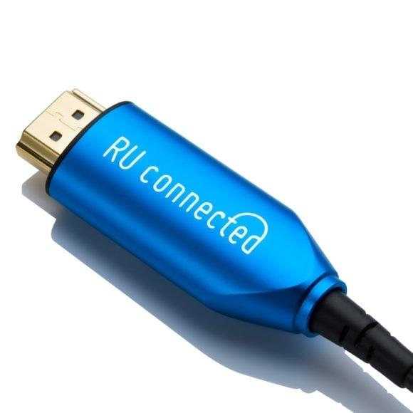 Optische kabel 20 meter connector