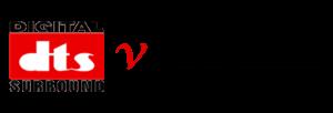 Logo's DTS en Dolby Digital
