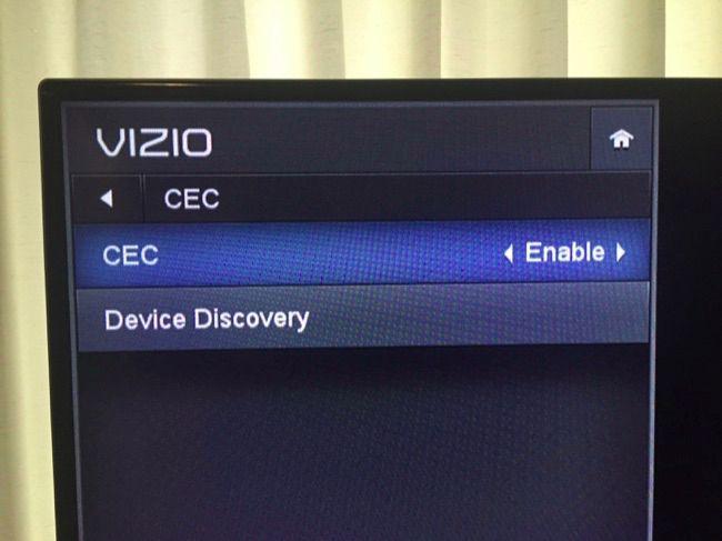 Implementatie HDMI-CEC kanaal Sony