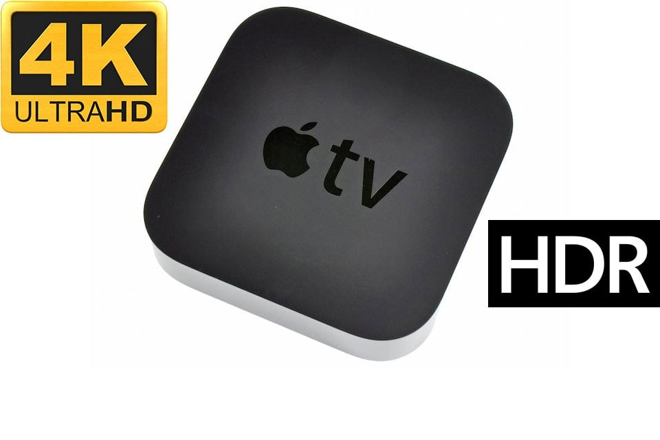 Apple TV 4K HDR