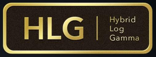 HLG - Hybrid Log Gamma